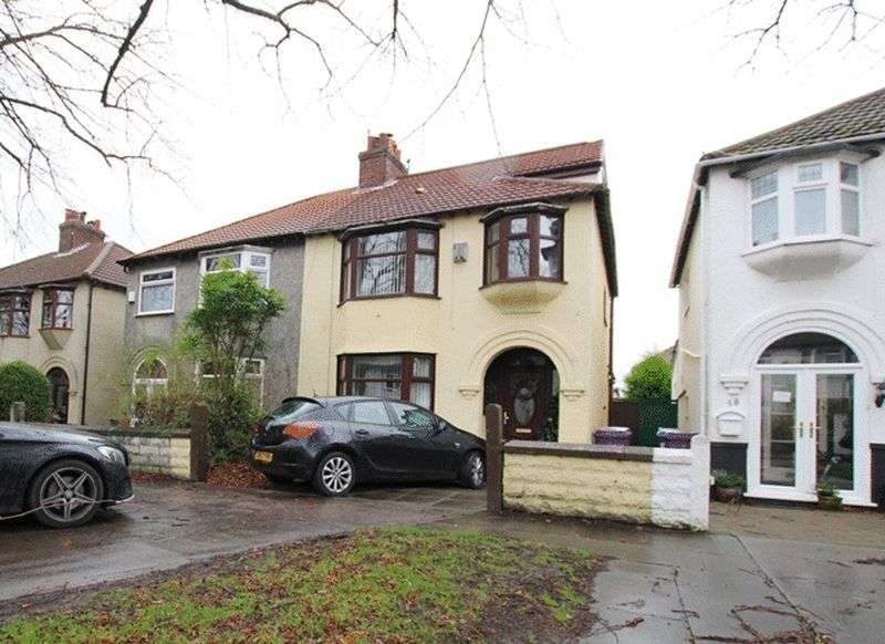 4 Bedrooms Property for sale in Green Lane North, Childwall, Liverpool, L16
