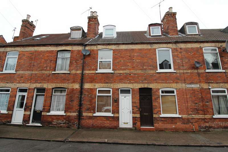 3 Bedrooms Terraced House for sale in Trent Street, Gainsborough DN21