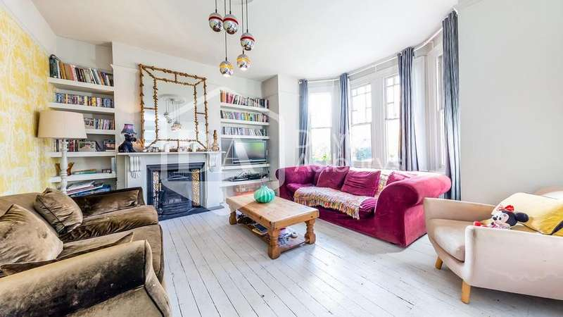 4 Bedrooms Terraced House for sale in Park Road, Crouch End N8