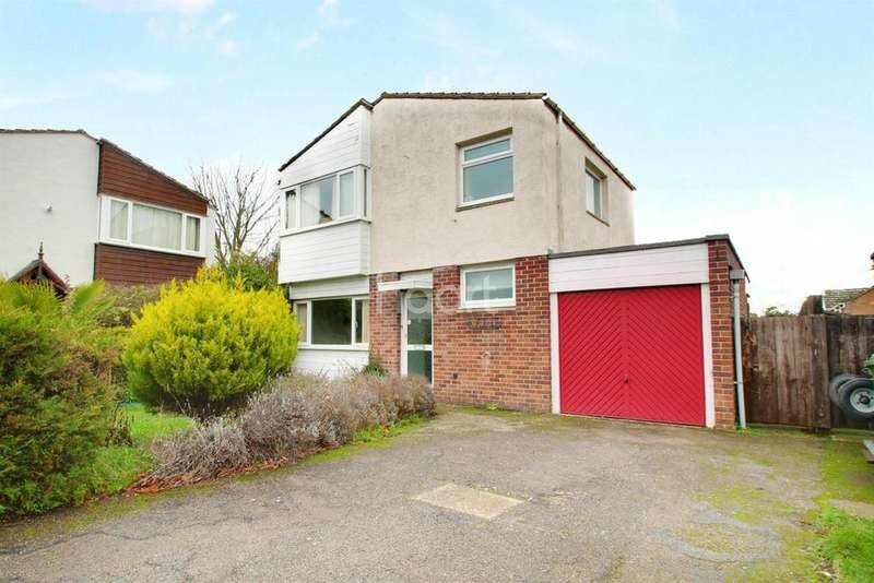 3 Bedrooms Detached House for sale in Acorn Avenue, Bar Hill