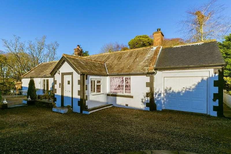 2 Bedrooms Cottage House for sale in Millhousebridge, Lockerbie, DG11