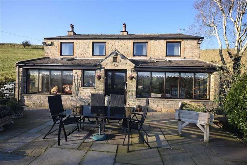 3 Bedrooms Detached House for sale in Hollin Hall, Trawden, Lancashire