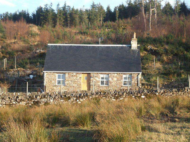 2 Bedrooms Detached House for sale in Applecross, Strathcarron