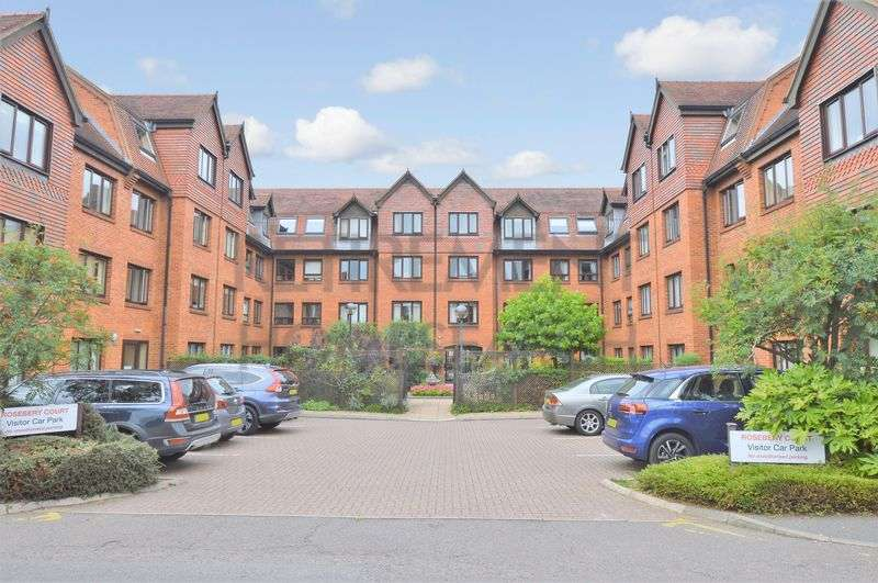 1 Bedroom Property for sale in Rosebery Court, Leighton Buzzard, LU7 1DL