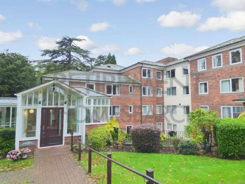 1 Bedroom Property for sale in Morgan Court, Malvern, WR14 1EX