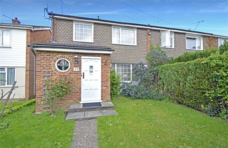 3 Bedrooms End Of Terrace House for sale in Aldebury Road, Maidenhead, Berkshire, SL6
