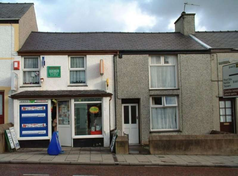 3 Bedrooms Terraced House for sale in Water Street, Penygroes, North Wales