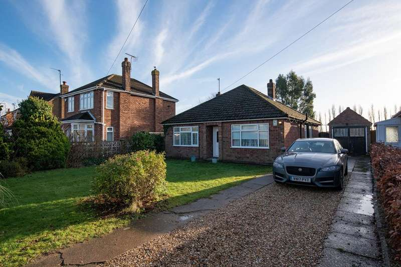 3 Bedrooms Detached Bungalow for sale in Blackthorn Lane, Boston, PE21