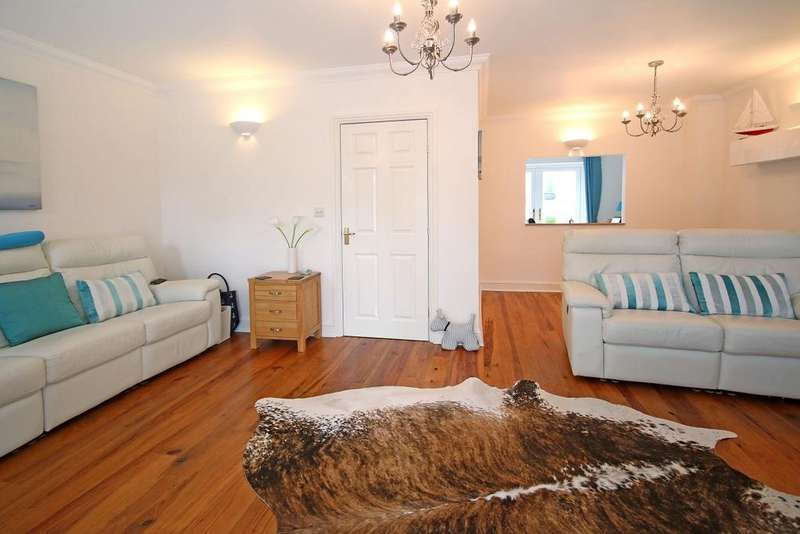 4 Bedrooms End Of Terrace House for sale in Babbacombe, Torquay, TQ1