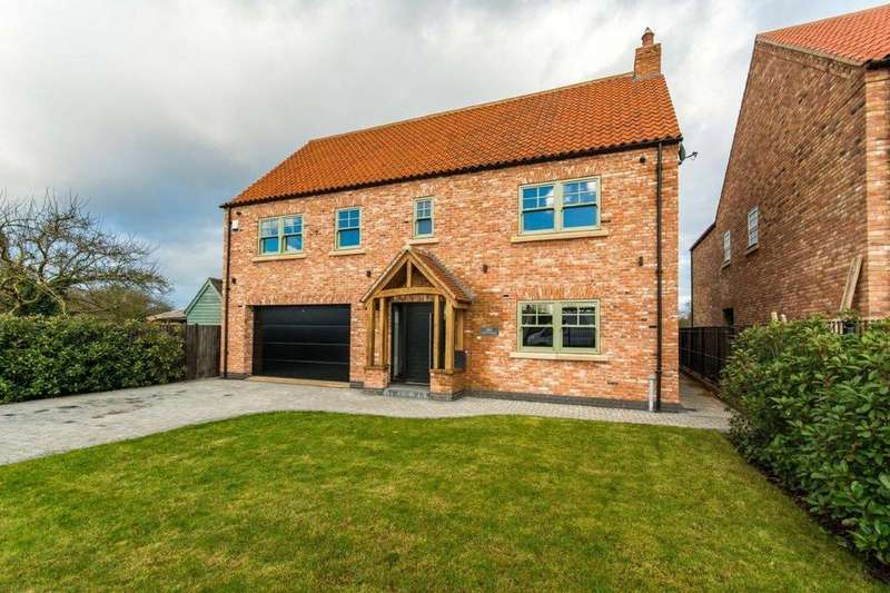 6 Bedrooms Detached House for sale in North Carr Road, West Stockwith, South Yorkshire, DN10