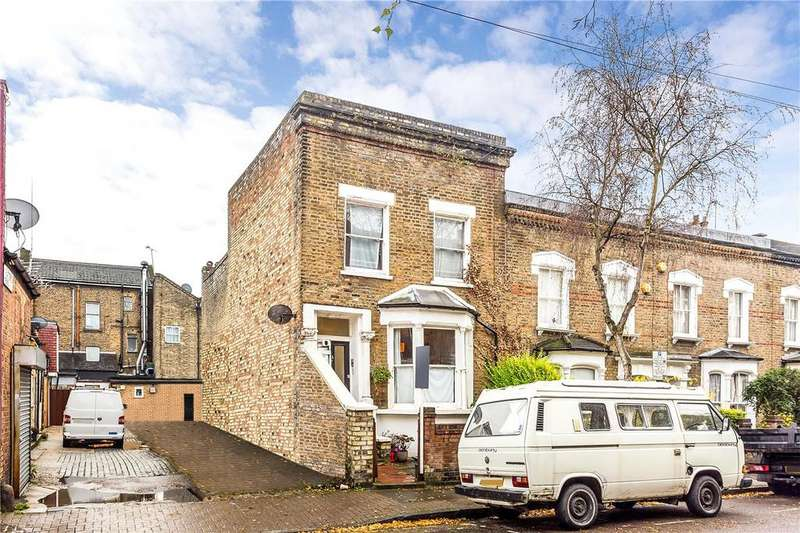 1 Bedroom Flat for sale in Chatterton Road, London, N4