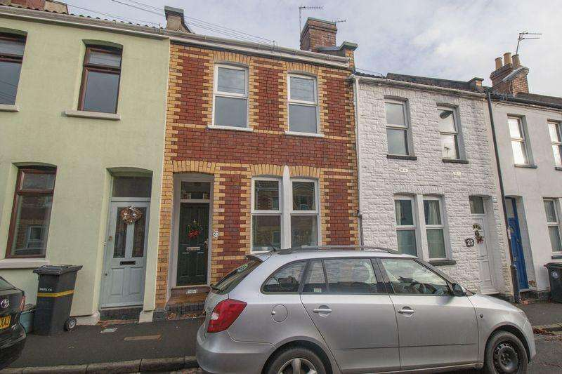 2 Bedrooms Terraced House for sale in Bowden Road, Bristol