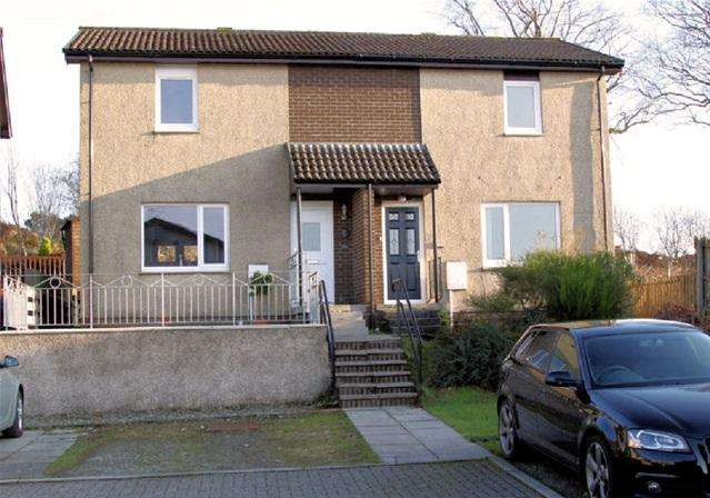 2 Bedrooms Semi Detached House for sale in 6 Duntrune Place, Lochgilphead, PA31 8TT