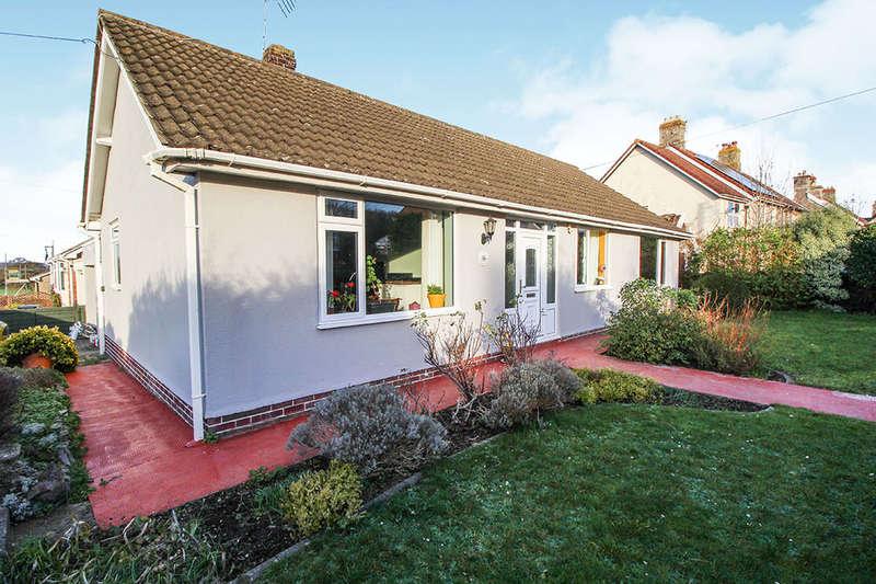 3 Bedrooms Detached Bungalow for sale in Claverham Road, Yatton, Bristol, BS49