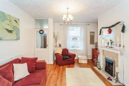 2 Bedrooms Terraced House for sale in Hodder Avenue, Blackpool, Lancashire, ., FY1