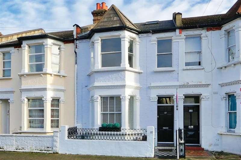 1 Bedroom Flat for sale in Atheldene Road, London