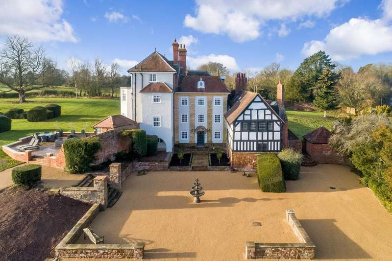 6 Bedrooms Manor House Character Property for sale in Wolverton, Stratford-upon-Avon