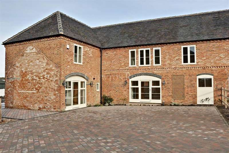 3 Bedrooms Barn Character Property for sale in Kingstanding, Burton-on-trent, Staffordshire