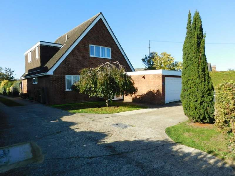 3 Bedrooms Detached House for sale in Norton Road, Stotfold, Hitchin, Herts SG5 4PG