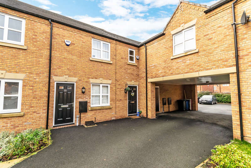 2 Bedrooms Mews House for sale in Gilbert Drive, Edgewater Park, Warrington
