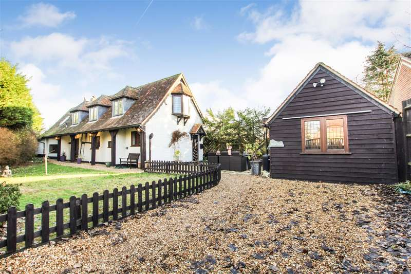 4 Bedrooms Detached House for sale in Augustus Road, Hockliffe, Leighton Buzzard