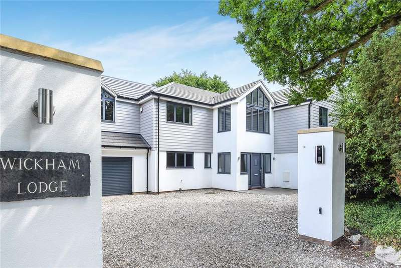 8 Bedrooms Detached House for sale in Bere Court Road, Pangbourne, Reading