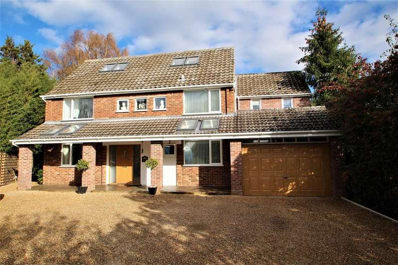 4 Bedrooms Detached House for sale in Winston Avenue, Ipswich, IP4