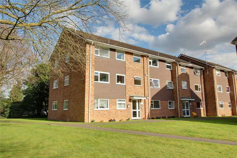 2 Bedrooms Apartment Flat for sale in Dorchester Court, Liebenrood Road, Reading, Berkshire, RG30