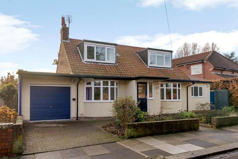 4 Bedrooms Detached House for sale in Rectory Avenue, Gosforth, Newcastle Upon Tyne, Tyne Wear