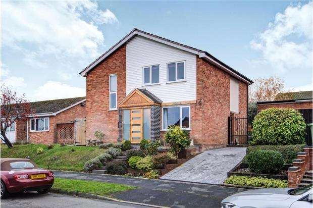 4 Bedrooms Detached House for sale in Golf Lane, Whitnash, Leamington Spa