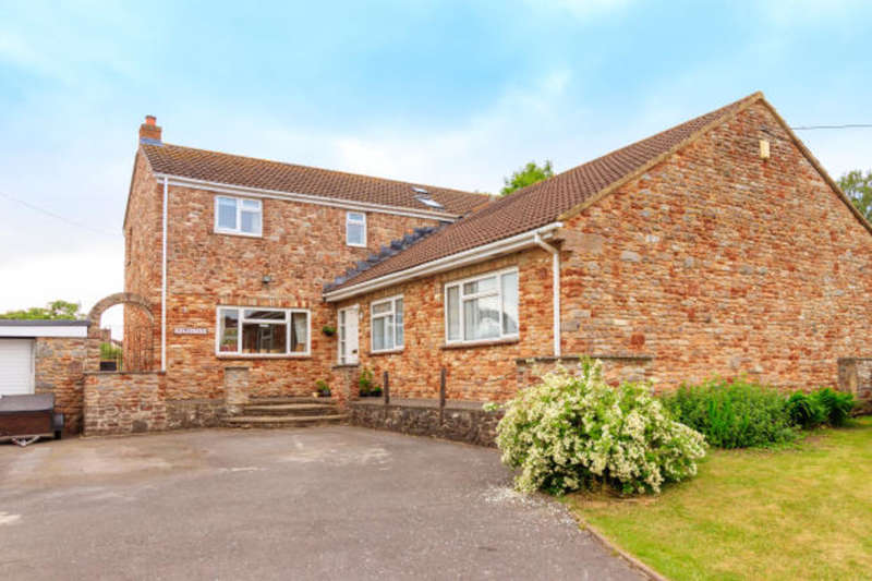 5 Bedrooms Detached House for sale in Easton, Nr Wells