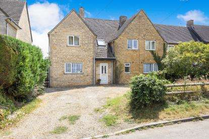 4 Bedrooms Semi Detached House for sale in Tally Ho Lane, Guiting Power, Cheltenham, Gloucestershire