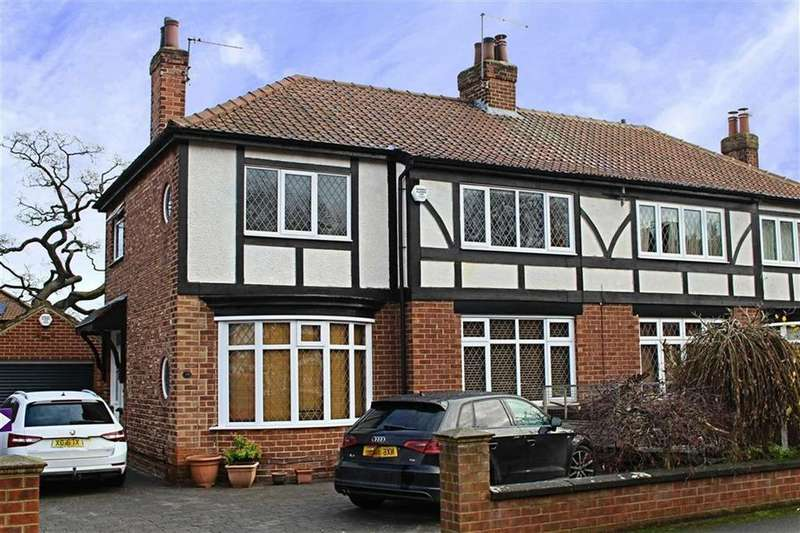 3 Bedrooms Semi Detached House for sale in Bewley Grove, Acklam