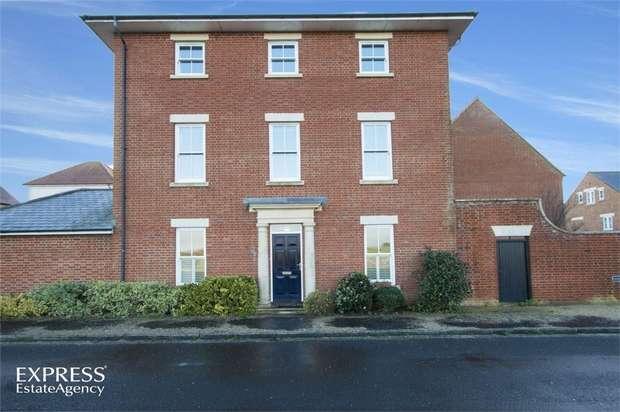 5 Bedrooms Detached House for sale in Great Cranford Street, Poundbury, Dorchester, Dorset