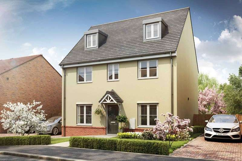 5 Bedrooms Detached House for sale in THE FELTON, (Plot 107), Waters Edge Development, Great Wakering SS3