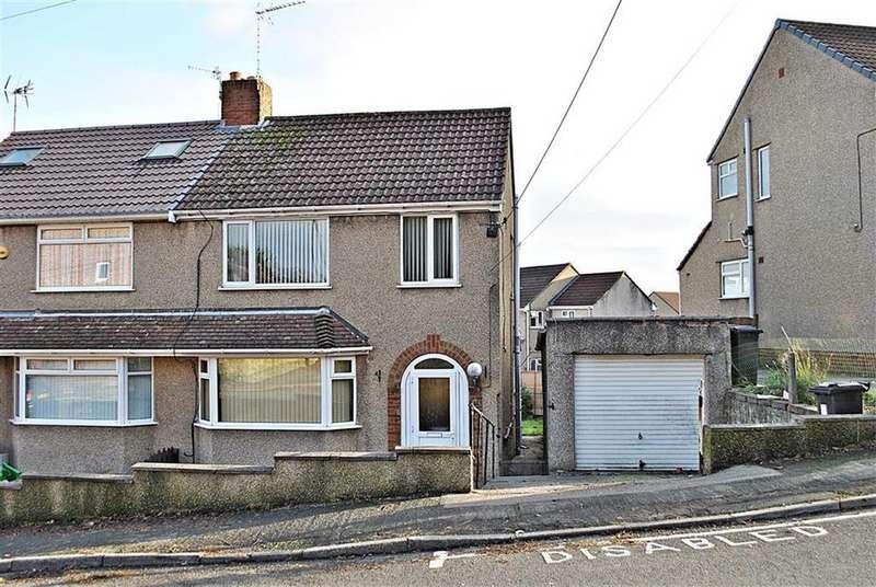3 Bedrooms Semi Detached House for sale in Woodstock Road, Kingswood, Bristol