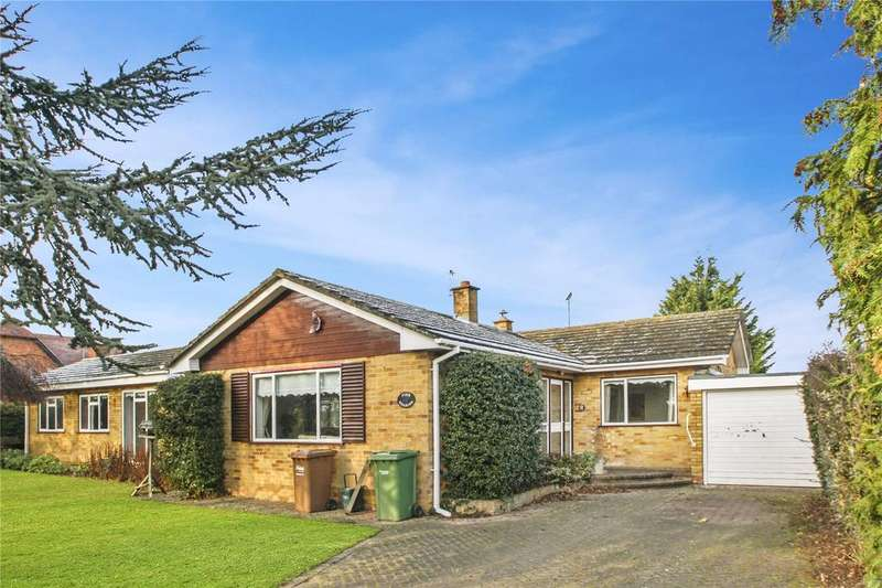 3 Bedrooms Bungalow for sale in Moreton, Thame, OX9