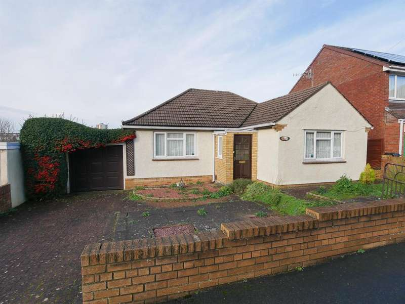 3 Bedrooms Detached Bungalow for sale in Wingfield Road, Bristol, BS3 5EQ