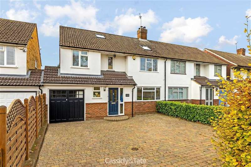 5 Bedrooms Property for sale in Watford Road, St Albans, Hertfordshire