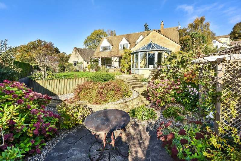 4 Bedrooms Detached House for sale in Pinfarthings, Amberley