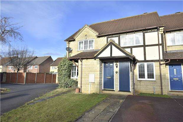 2 Bedrooms Terraced House for sale in Harvesters View, Bishops Cleeve GL52