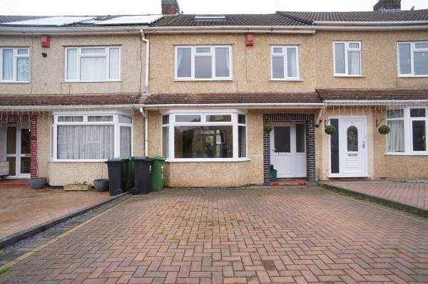 4 Bedrooms House for sale in Queensholm Crescent, Bromley Heath, Bristol, BS16 6LR
