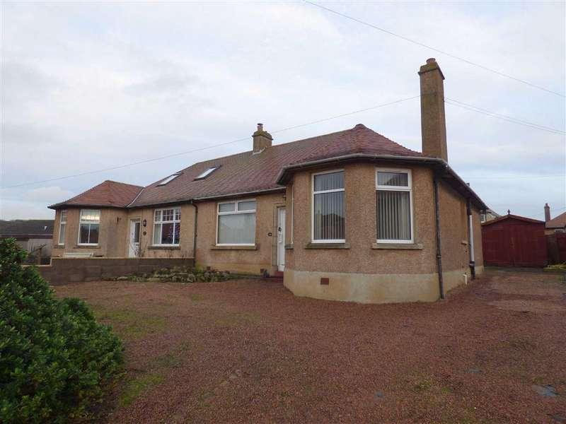3 Bedrooms Bungalow for sale in Wadeslea, Elie, Fife