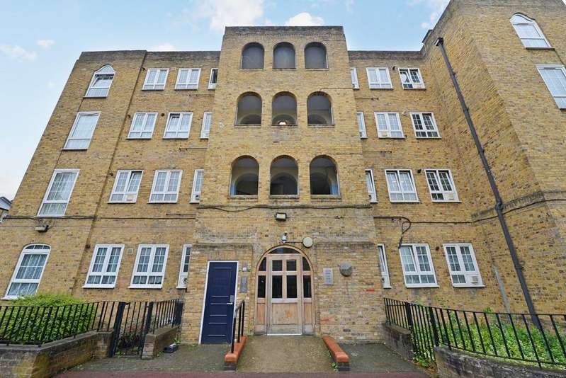 2 Bedrooms Apartment Flat for sale in Multon House, Shore Road E9