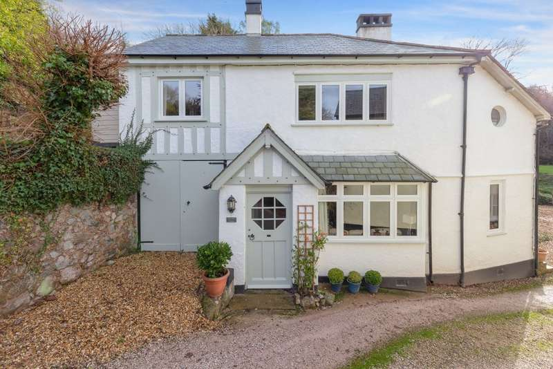 4 Bedrooms Detached House for sale in Old Mill House, Combeinteignhead