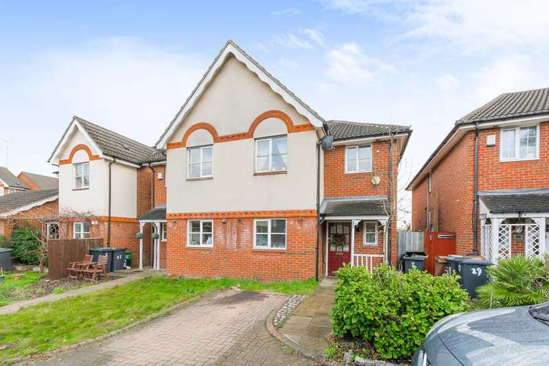 3 Bedrooms House for sale in Osier Crescent, Muswell Hill, N10