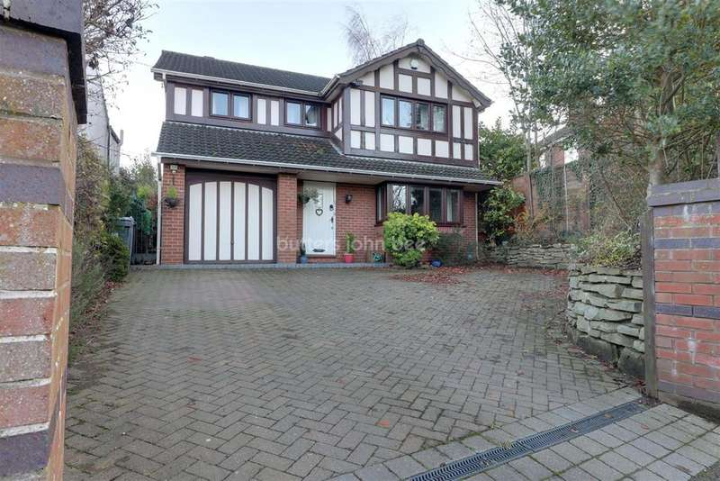 5 Bedrooms Detached House for sale in Hassall Road