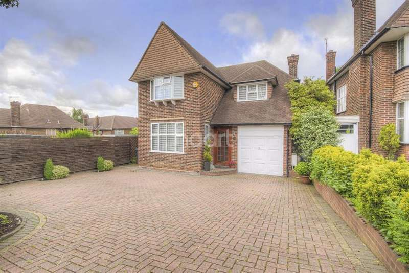 4 Bedrooms Detached House for sale in Greenhill, Wembley Park