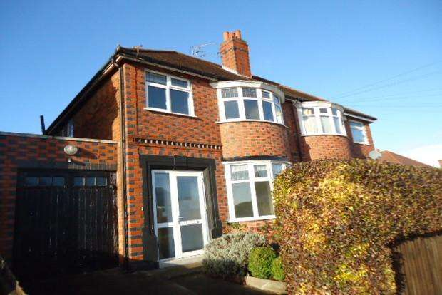 3 Bedrooms Semi Detached House for sale in Danehurst Avenue, Western Park, Leicester, LE3