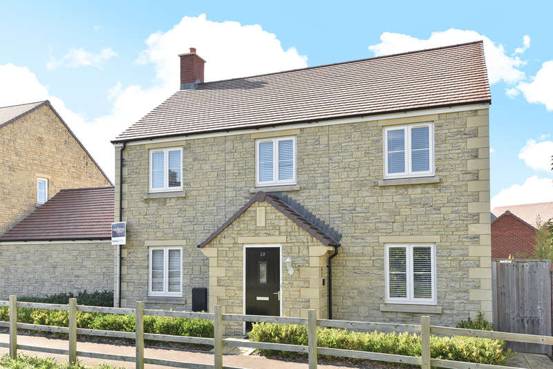 4 Bedrooms Detached House for sale in Up Hatherley/The Reddings, Cheltenham